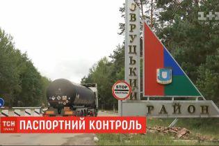 З 1 вересня українці зможуть перетнути білоруський кордон лише з закордонними паспортами
