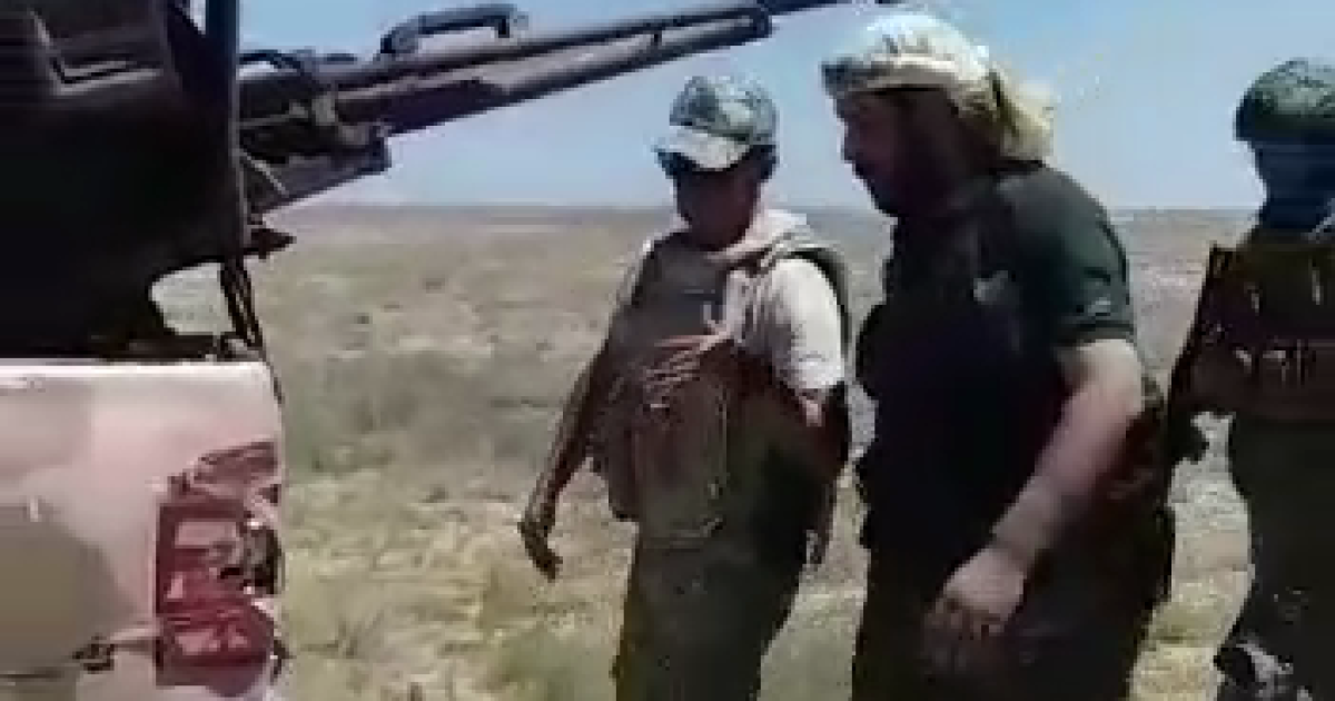 В Сети выложили видео, как в Сирии при взрыве разорвало на куски российского генерала