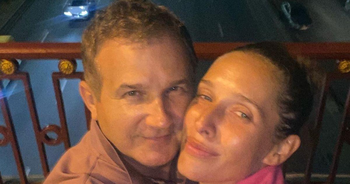 Романтическая Екатерина Осадчая без макияжа погуляла по ночному Киеву с Горбуновым