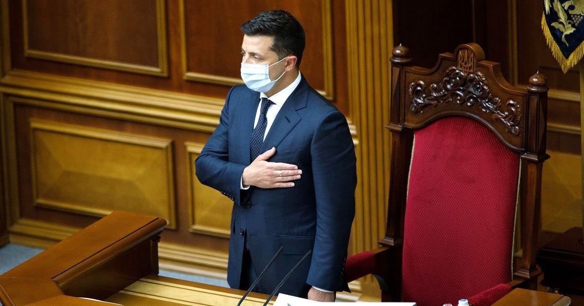 Зеленський пояснив, чому Україна належить до найбільш уражених коронавірусом країн у Європі