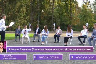 Святковий урок-екзамен на знання історії українських прізвищ від Олександра Авраменка до Дня Незалежності