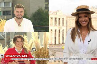 """Катерина Осадча розповіла про ювілейний концерт просто неба і святковий випуск """"Світського життя"""""""