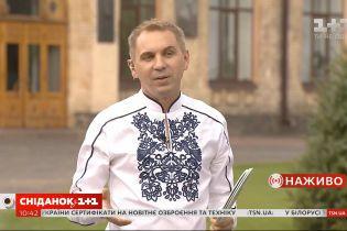 Рекордсмены ВНО-2020 проверили, знает ли Александр Авраменко украинские диалектизмы