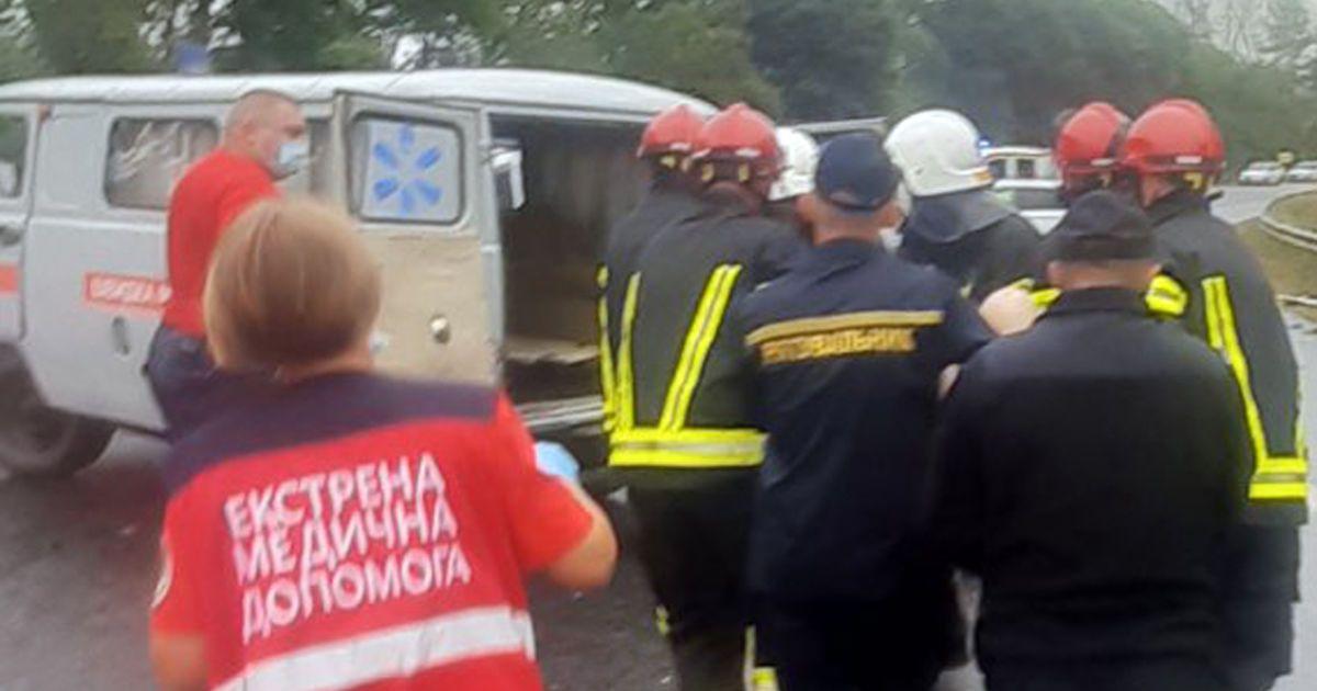 @ Главное управление ГСЧС Украины в Хмельницкой области