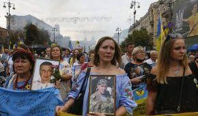 Концерт на Софийской и Марш защитников: как прошел День независимости Украины в фото