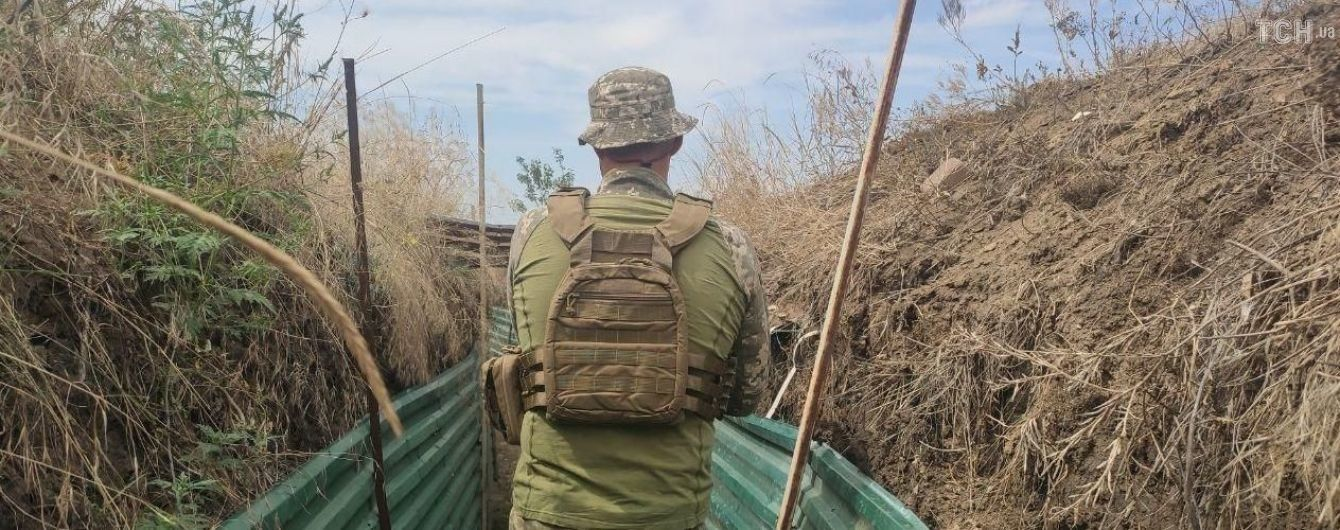 Бойовики втретє порушили перемир'я і вбили українського військовослужбовця