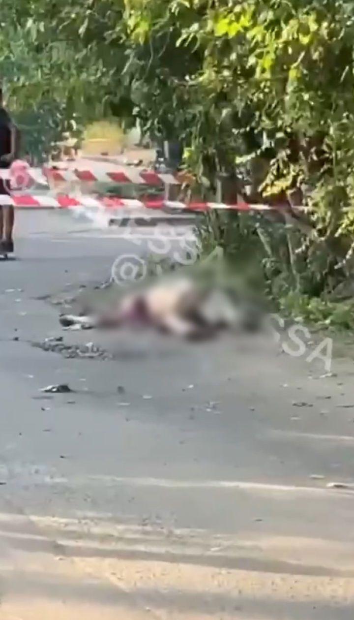 В Одесі двох чоловіків вбили на вулиці