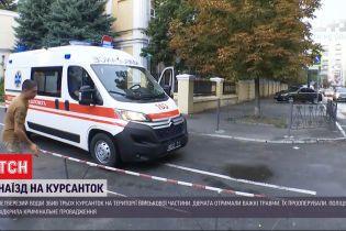 Нетрезвый майор за рулем сбил трех студенток-медиков военного вуза