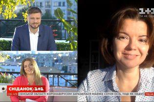 Маричка Падалко рассказала, как лечится с детьми от коронавируса