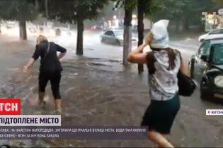 Подтопленный город: как Житомир пережил мощный дождь с грозой