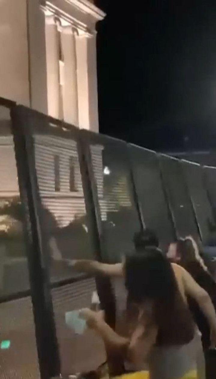У США набирають обертів протести проти расизму, вночі загинули двоє людей