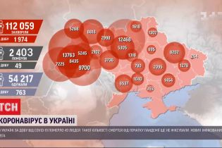Новый антирекорд: в Украине от коронавируса за сутки умерло 49 человек