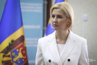 Вся в білому: ефектний образ 46-річної губернаторки Гагаузії Ірини Влах