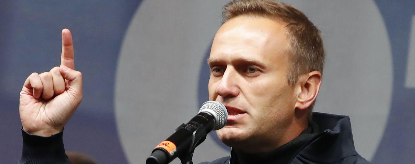Навальний заявив про своє повернення до Росії