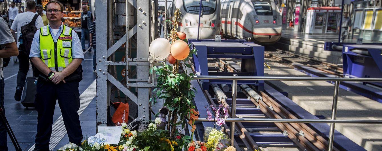 Убивство мігрантом хлопчика на вокзалі Франкфурта: злочинець проведе життя у психлікарні