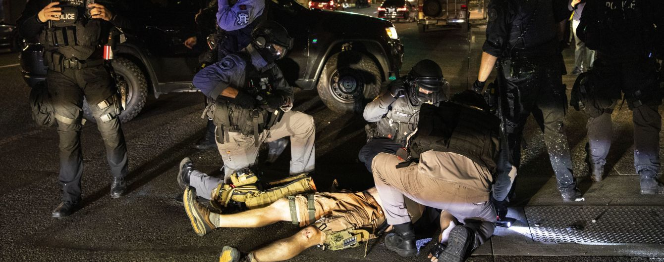 Протесты в США: на улице застрелили мужчину