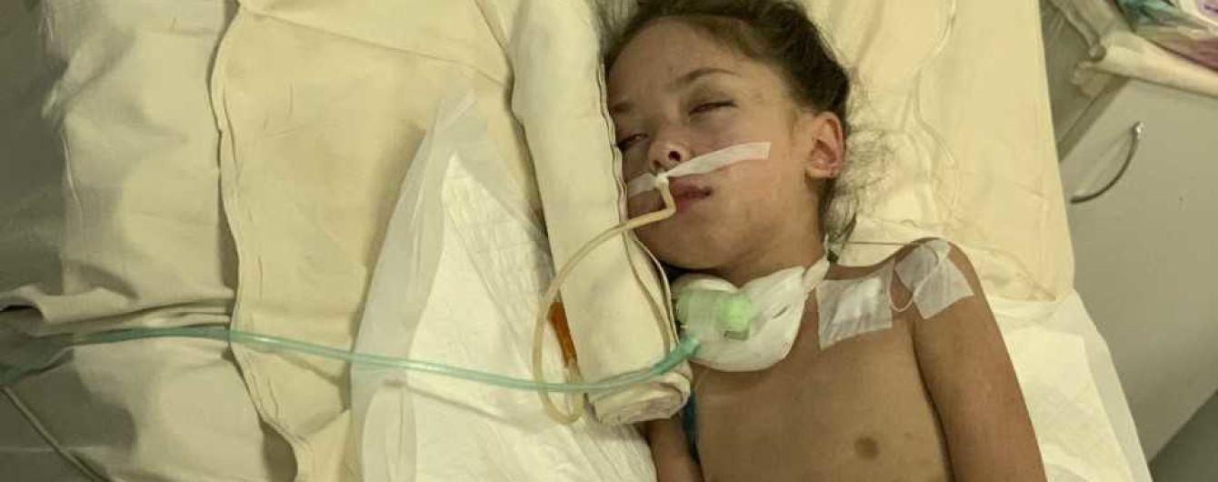 Медицинское чудо: в Днепре спасают Машу, которой удалось восстановить работу почек и легких
