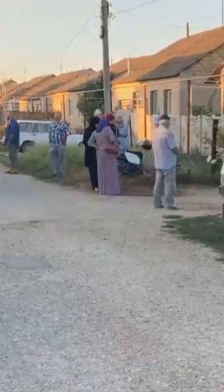 Російські силовики провели нові обшуки у кримських татар