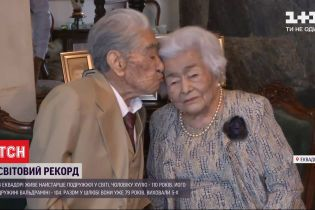 Разом - 79 років: в Еквадорі виявили найстарше подружжя у світі