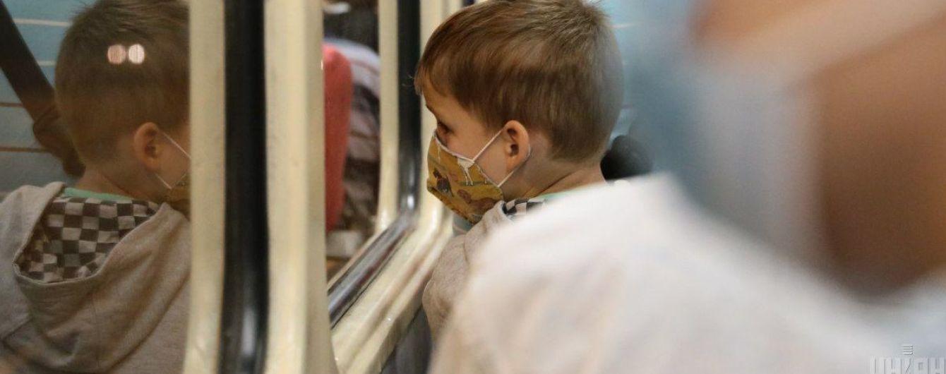 У Чернівецькій області заявили про збільшення кількості хворих на коронавірус дітей