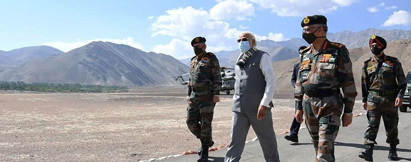 Индия обвинила Китай в провокациях на границе и нарушении договоренностей