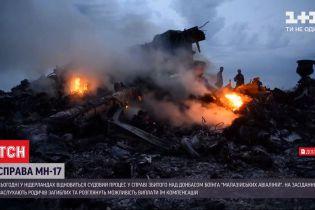 В Нидерландах восстанавливают суд по делу сбитого МН-17 и будут слушать свидетелей защиты