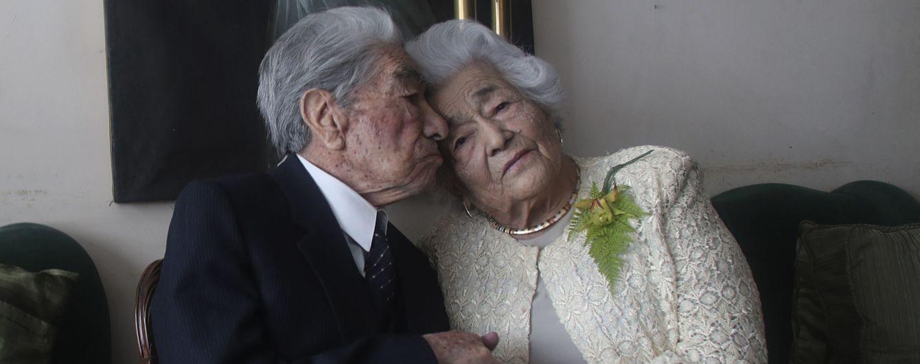 В Еквадорі живе найстаріше подружжя світу: на двох їм 214 років