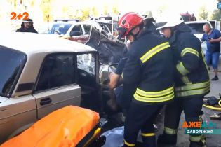 Обзор аварий с украинских дорог за 31 августа 2020 года