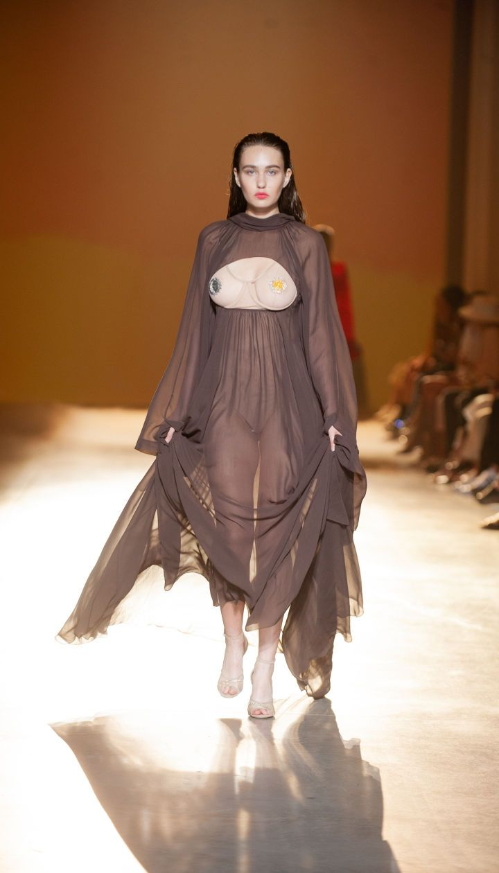 Показ колекції FROLOV/fashionweek.ua