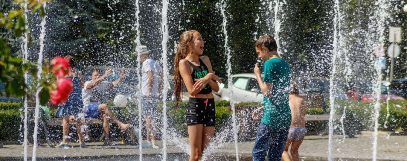 Понад +30°С: кліматологи назвали день, коли влітку у Києві було найспекотніше