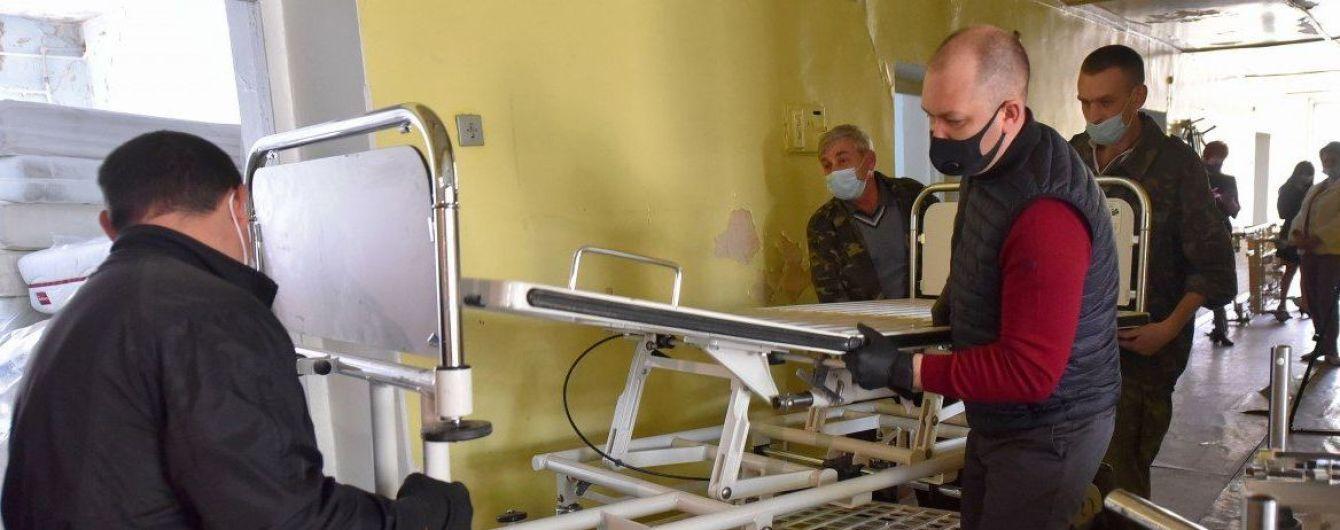 Стало известно, сколько Нацслужба здоровья выплатила больницам за лечение коронавирусных больных