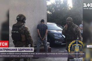 В Харькове бандиты требовали от предпринимателя 100 тысяч долларов и угрожали убить его ребенка