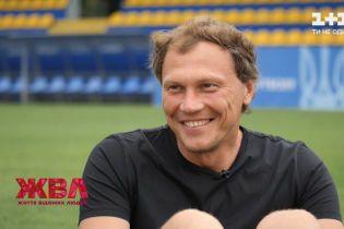 Андрей Пятов: как вывозил семью из Донбасса и сколько ждал рождения сына
