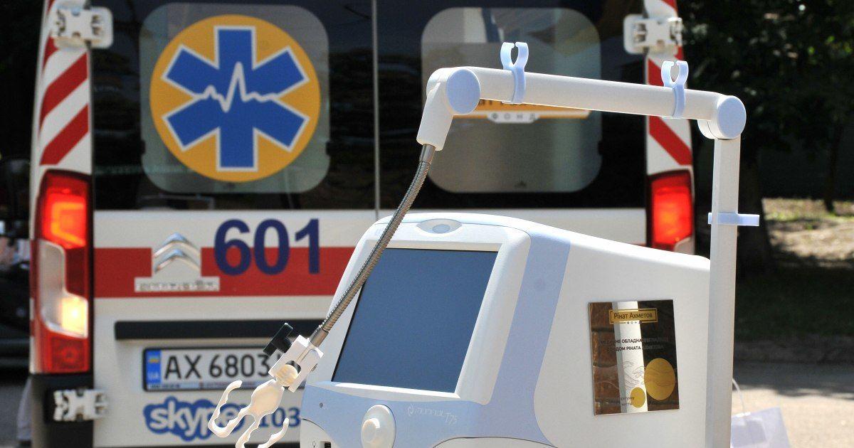 В Минздраве назвали количество имеющихся аппаратов ИВЛ в больницах