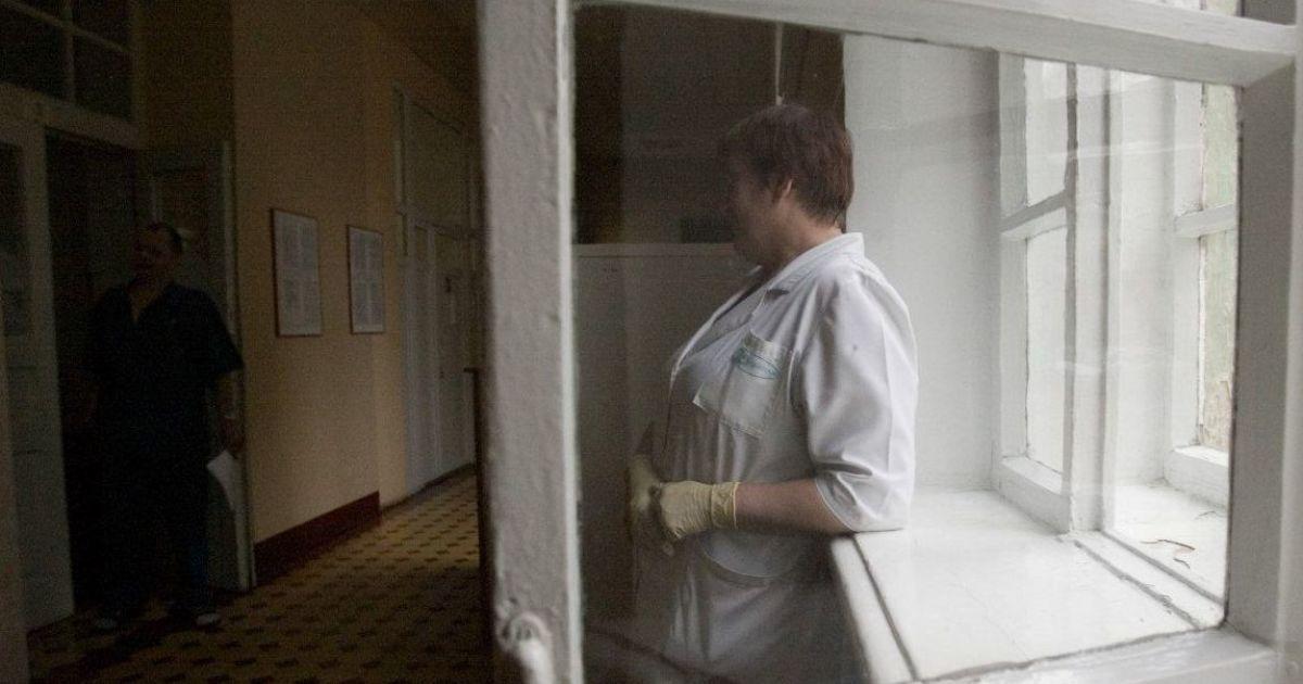 В Хмельницкой области пациент выбросился из окна больницы