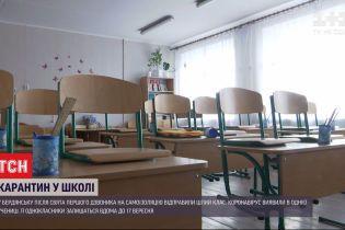 Через коронавірус, який виявили в однієї з учениць, у Бердянську весь клас пішов на самоізоляцію