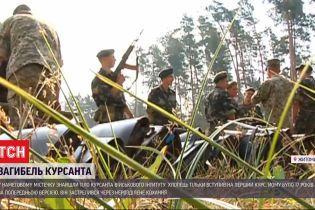 У Житомирі застрелили першокурсника військового вишу