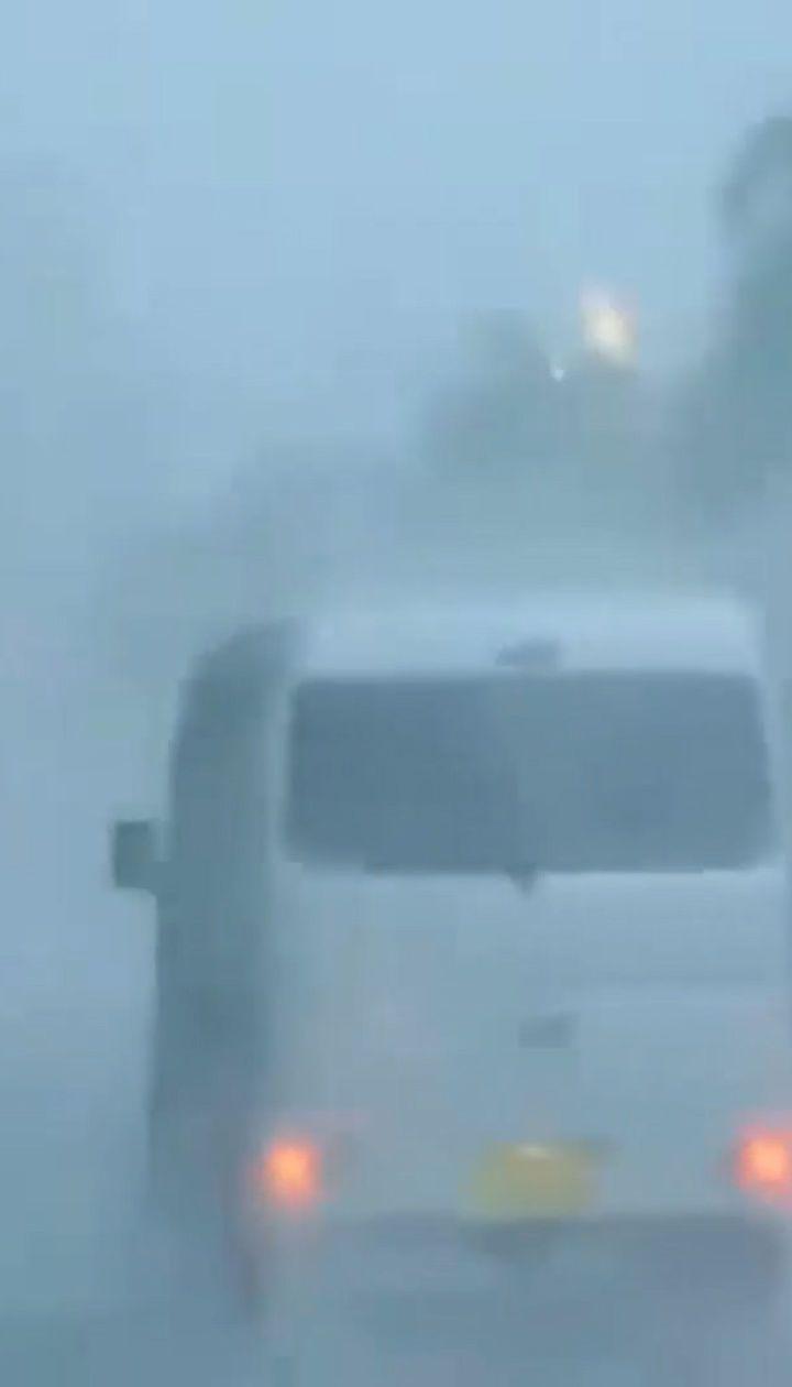 Катастрофа в Японії: в країні вирує потужний тайфун
