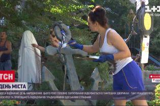 Впервые День рождения Одессы переместился из улиц в уютные дворики
