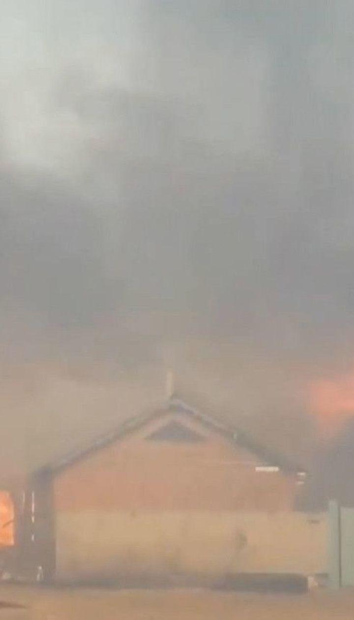Сожжённое село: в Харьковской области без жилья осталось 33 человек