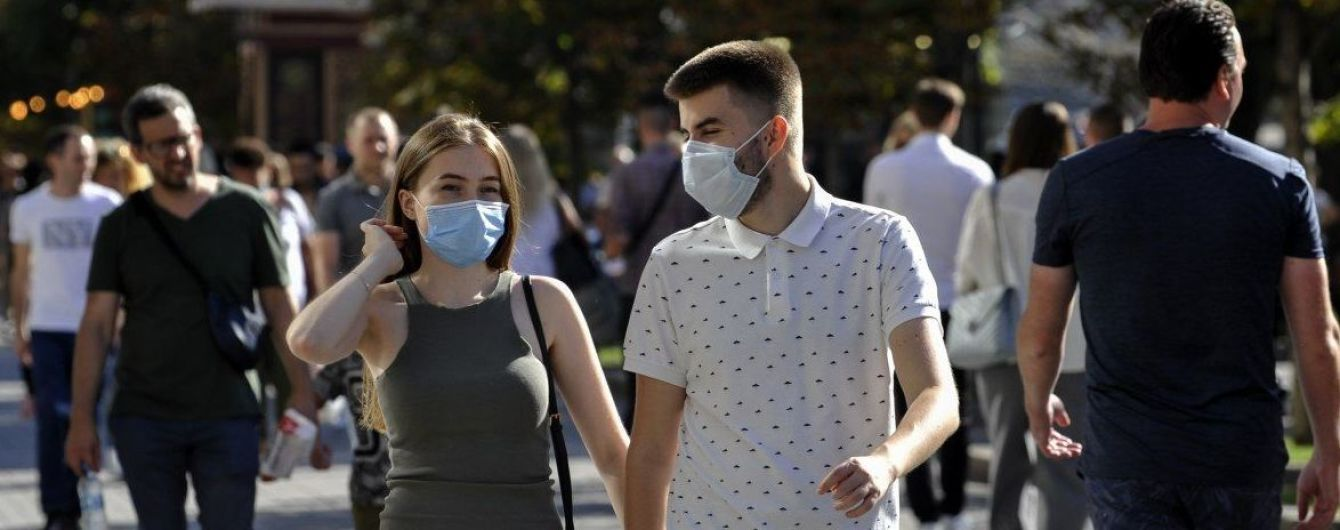 Тернопольская область три дня подряд бьет рекорды по количеству новых инфицированных коронавирусом