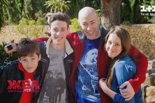 Дмитро Гордон розповів, скільки насправді в нього дітей та як не виховати мажора – Тільки для ЖВЛ