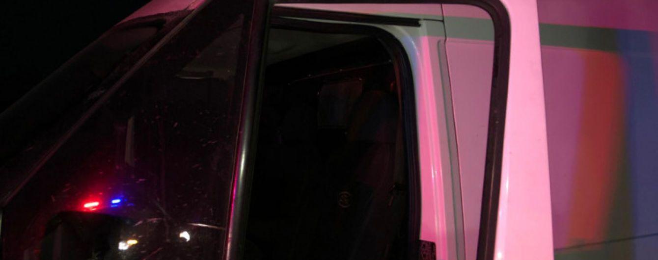 Расстрел микроавтобуса под Мелитополем: появились фото и видео с места происшествия