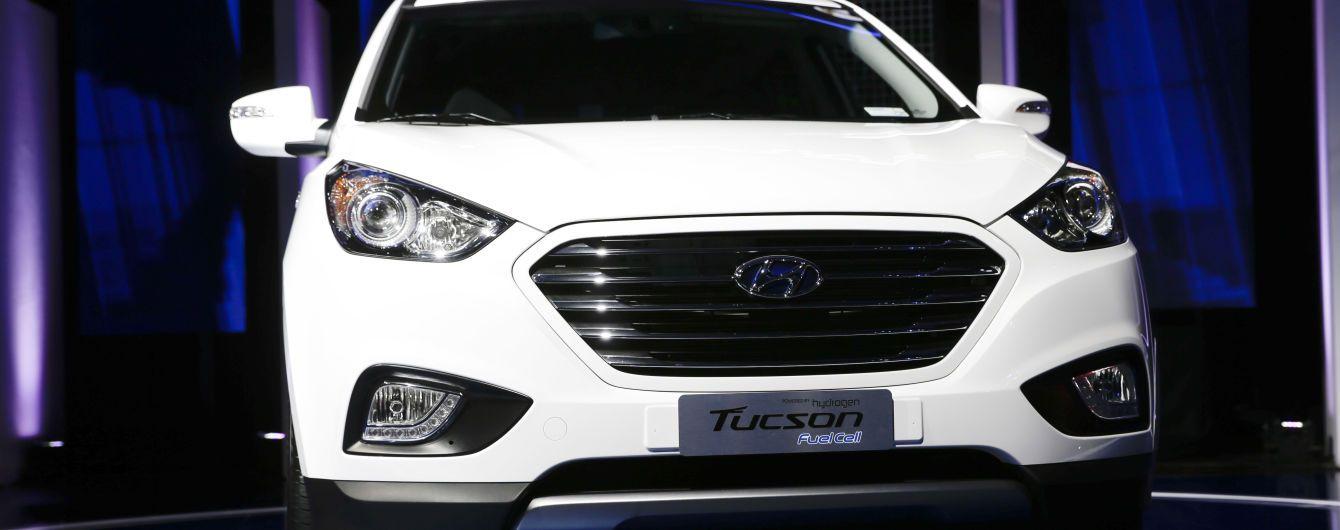 Hyundai раскрыл внешность нового Tucson