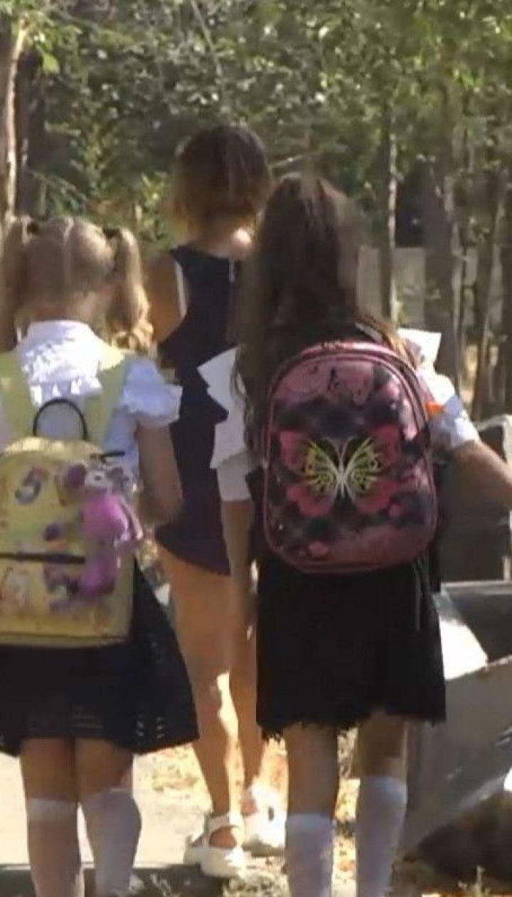 Через коронавірус в Україні закривають школи на карантин