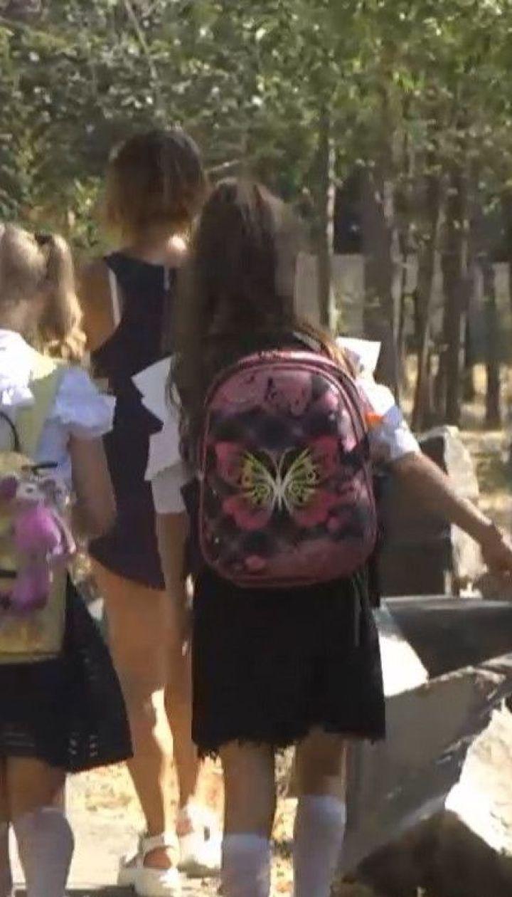 Из-за коронавируса в Украине закрывают школы на карантин