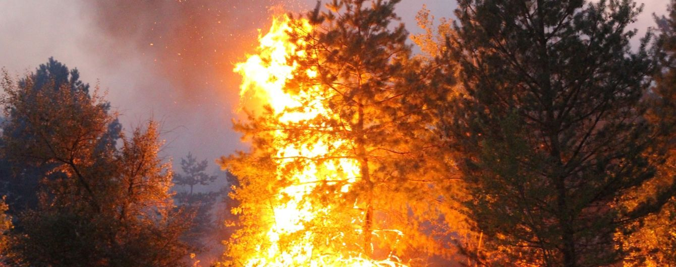 В пожаре в Луганской области погиб военнослужащий ВСУ