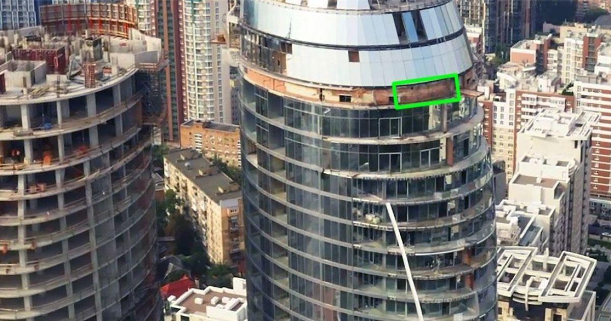 Никакой сенсации: стали известны подробности случившегося на стройке ЖК Taryan Towers