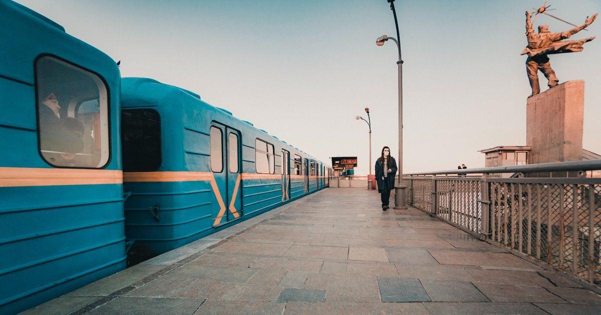 У київському метрополітені підрахували збитки від коронавірусу