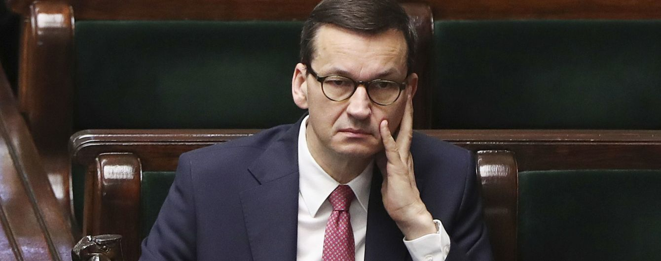 """Отруєння Навального, Грузія, Крим і Донбас: прем'єр Польщі назвав Росію """"ворожим режимом"""""""